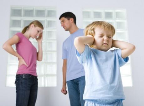 Divórcio: Consequências para seus filhos